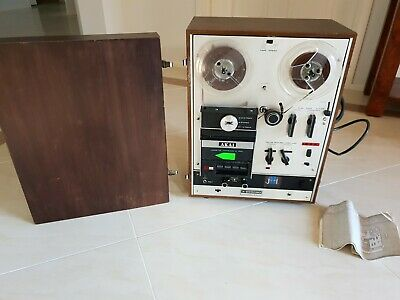 Reel to Reel, Cassette and Cartridge player