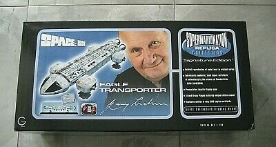 Space 1999 - 23'' Eagle Transporter - Supermarionation Replica Collection - Mib