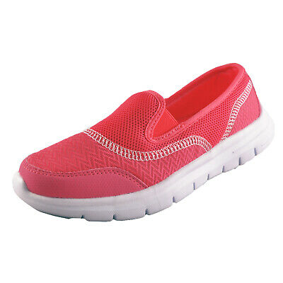 a47a6434e8a3 Airtech Reef Womens Superlite Slip On Casual Comfort Trainers Fuchsia
