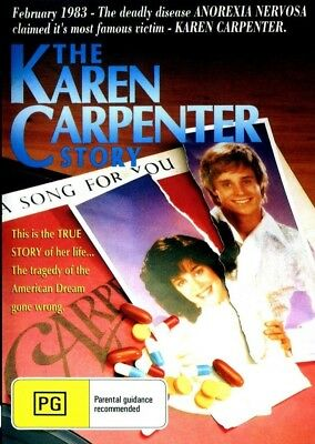 The Karen Carpenter Story  -  New Region All ( NTSC )