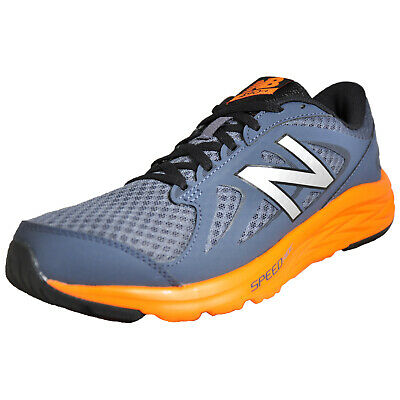 New Balance 490 V4 Homme Chaussures Course Baskets de Fitness Gym Grises