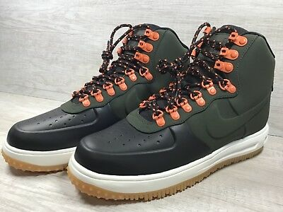 cheaper 45f02 5f2ba 2018 Nike Lunar Force 1  18 Duckboot. Black Sequoia Gum Brown BQ7930