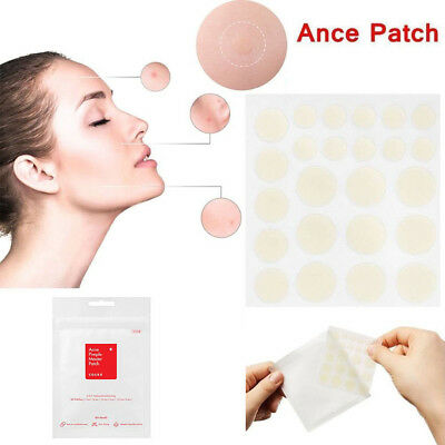 JN_ Cosrx Acne Pimple Master Patch 24Pcs Face Spot Scar Care Treatment Sticker