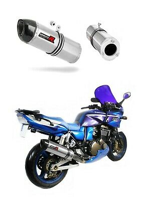 Exhaust silencer muffler DOMINATOR HP1 KAWASAKI ZRX 1200 S 01-07 + DB KILLER