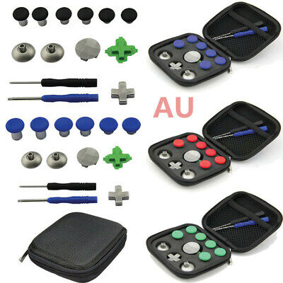 11x Thumbsticks Joystick Buttons Tool Kit For PS4 XBox One Elite Controller