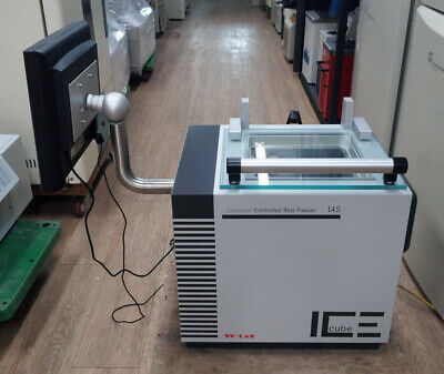 SY-LAB ICE CUBE 14S Computer Controlled Rate Freezer