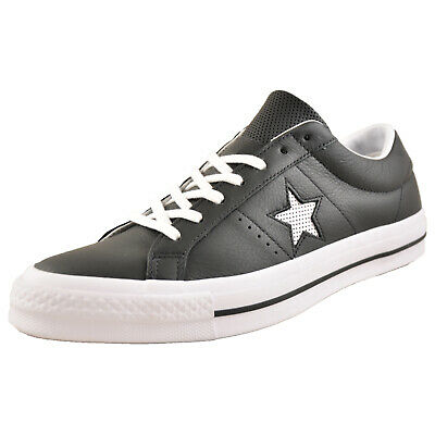CONVERSE ONE STAR Ox Low Classic Retro Vintage Leather Trainers UK 11 Only