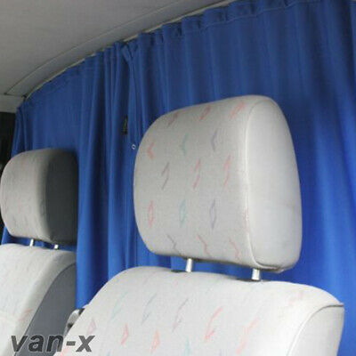 VAN X Mercedes Sprinter Cab Divider Curtain Kit VAN-X