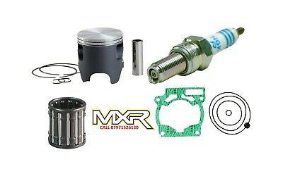 Ktm Exc 300 2017 Top End Rebuild Kit With Vertex Piston Size B And More