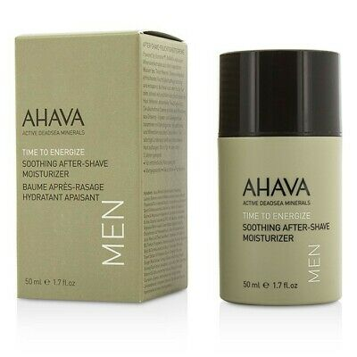 Ahava Time To Energize Soothing After-Shave Moisturizer 50ml Aftershave