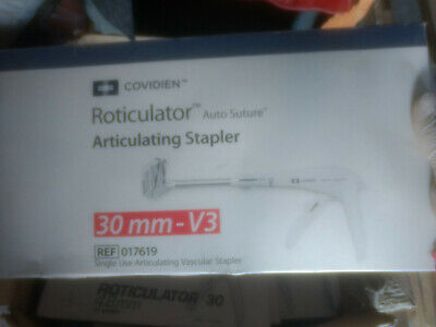 Covidien Roticulator 30mm-V3 Ref 017619 EXP FINISH