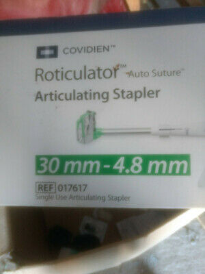 Covidien Roticulator 30mm-4.8 Ref 017617 EXP FINISH