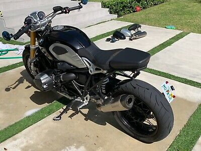 2014 BMW R-Series  BMW R9T in mint condition only 2.8k miles