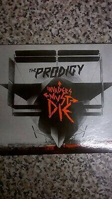 The Prodigy - Invaders Must Die (2009) INC CD & DVD