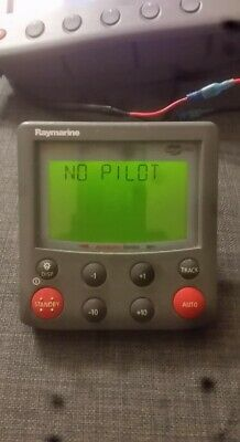 RAYMARINE   ST6002 Autopilot Control Head TESTED !!! WITH CABLE