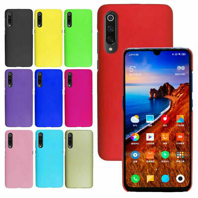For Xiaomi Mi 9 Mi9 Candy Hard Shell Slim Frosted Shield Matte Back Cover Case
