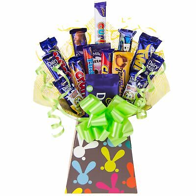 Easter Bunny Cadbury Chocolate Bouquet Amazing Gift Hamper
