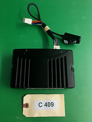 Invacare GTRAC-PMA90 Control Module For Power Wheelchair 1156624 w/ Wiring #C409