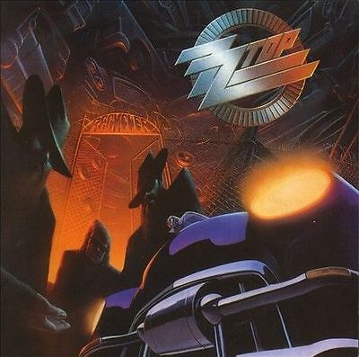 ZZ Top Recycler CD Billy Gibbons Rock w/Doubleback, Burger Man, 2000 Blues MORE