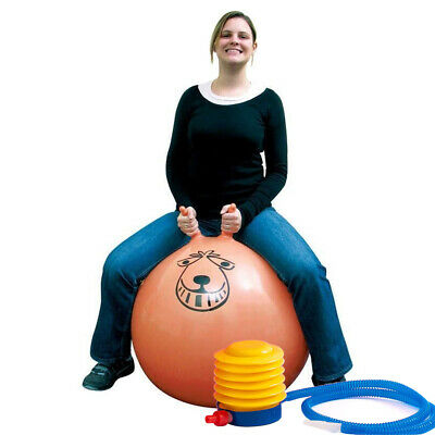 80Cm Large Exercise Retro Jump Space Hopper Play Ball Toy Kids Adult Party Game