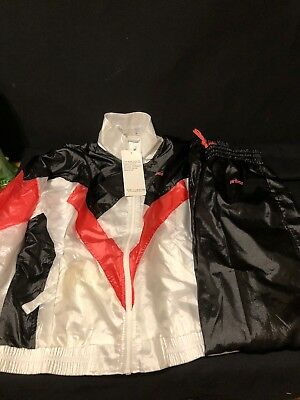 Women's Small Prince Track Suit New With Tags
