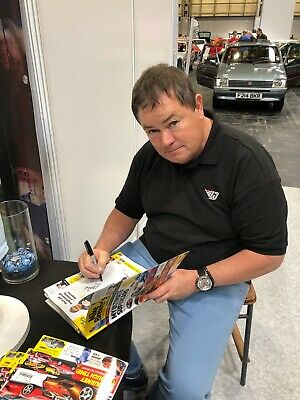 SIGNED Mike Brewer's Ultimate Guide to Supercars – new bookazine!