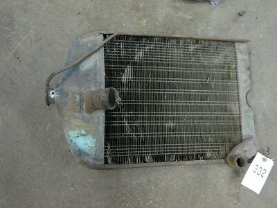 Ford 600 tractor radiator (DK) Tag #332