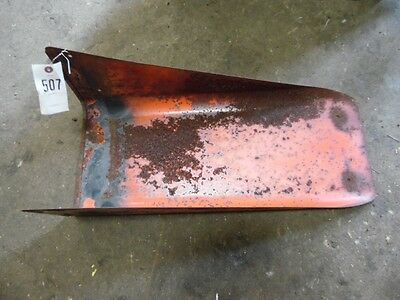 Allis-Chalmers 180 tractor center hood panel Tag #507
