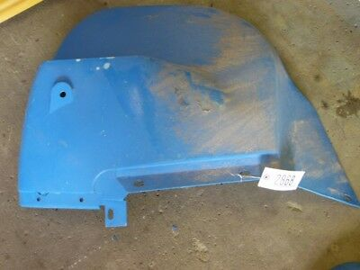Ford tractor fender left extension Tag #2868