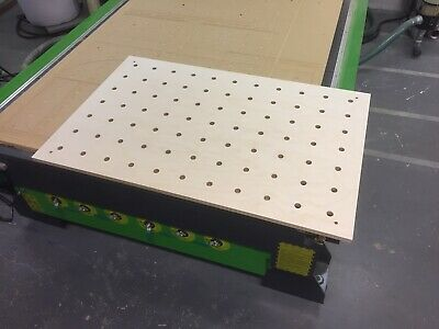 MFT 3 Replacement Top * 18mm Birch Ply * CNC Machined *