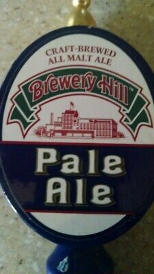 Brewery Hill Pale ale Draft Handle (Pre-owned)