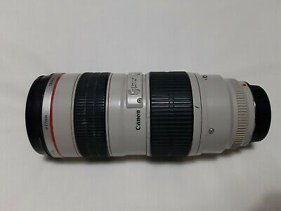 canon zoom lens ef 70-200mm 1 2.8 l ultrasonic