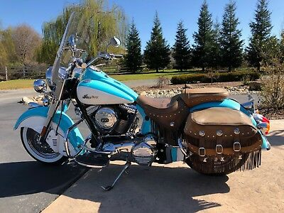 2012 Indian Chief  2012 Indian Chief Motercycle
