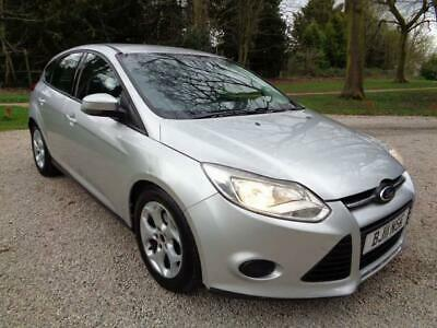 2011 FORD FOCUS 1.6TDCi ( 94bhp )  EDGE FACELIFT MODEL , GOOD HISTORY,
