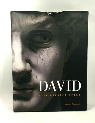 David : Five Hundred Years (2005, Hardcover) by Antonio Paolucci