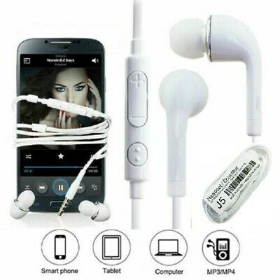Samsung Handsfree Headphones Earphones Earbud with Mic-EHS64AVFWE,iphone 5 6+ 5c