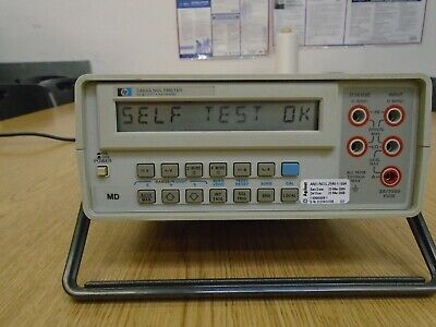 Keysight  Agilent HP 3468A Multimeter (Works!)