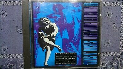 Guns N' Roses Use Your Illusion II, CD /1991/14 Songs
