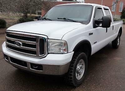 2007 Ford F-250 XLT 4x4 Powerstroke Diesel ICE COLD A/C Bedliner TOW COMMAND Alloy Wheels STEREO CD Fresh Motorcraft Batts