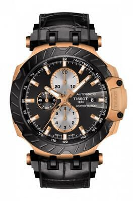 Tissot T-Race Moto GP 2019 Automatic LIMITED EDITION Watch T115.427.37.051.00