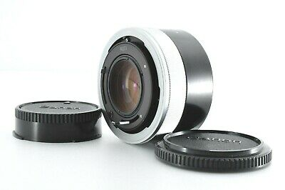 """ N Mint "" Canon Extender FD 2x-A Teleconverter For MF Lens FD Mount From Japan"