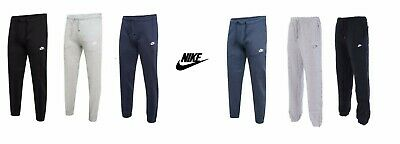 Nike Mens Club 3D Fleece Jogging Bottoms Pants Tracksuit Sweat Pants Gym Running