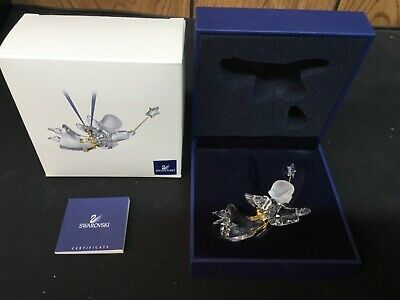 Swarovski 2004 Annual Edition Angel Ornament,MIB,FREE SHIPPING