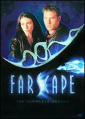 Farscape: The Complete Series [26 Discs]: Used
