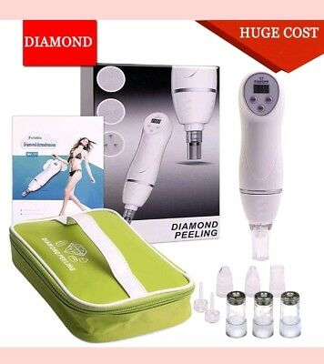 Home use Diamond Microdermabrasion Dermabrasion Facial Skin Peel Beauty Machine