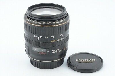 Excellent++ Canon EF 28-105mm F/3.5-4.5 II USM From Japan!! 105520