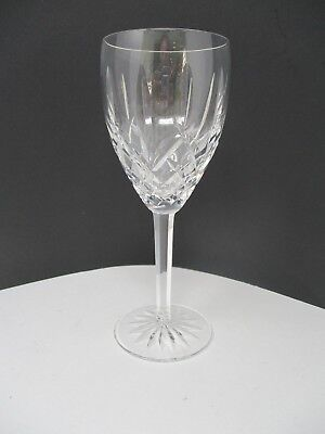 Waterford Lismore Nouveau Clear Crystal Wine/Water Goblet