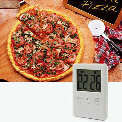 Quality Large LCD Screen Digital Kitchen Cooking Timer Count-Down Up Alarm Timer