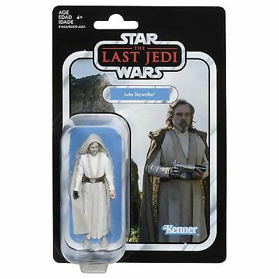 Star Wars The Last Jedi The Vintage Collection Luke Skywalker 3.75-Inch Figure