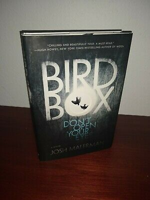 Bird Box Josh Malerman 1st Hardcover